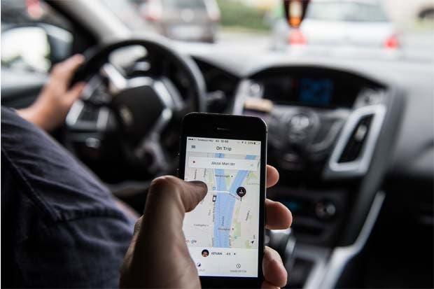 Conductores de Uber bajo investigación por la policía de Finlandia