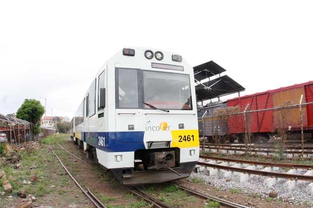 Incofer reanudará servicio de trenes este miércoles
