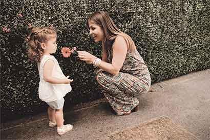 Homenaje a las madres