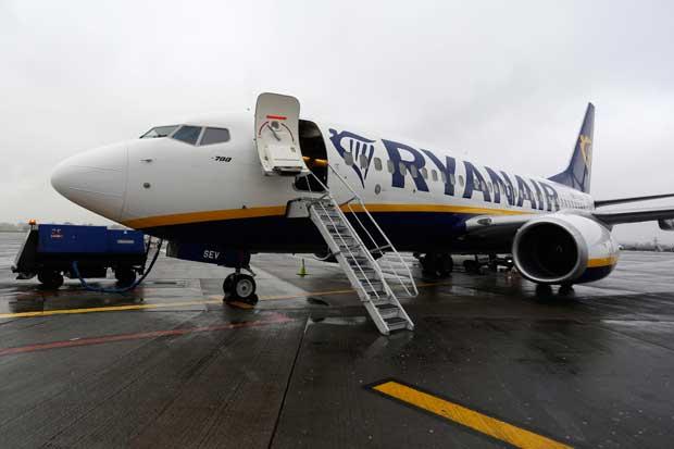 Ryanair agrega diez aviones a Italia en vez de Reino Unido, tras votación de Brexit