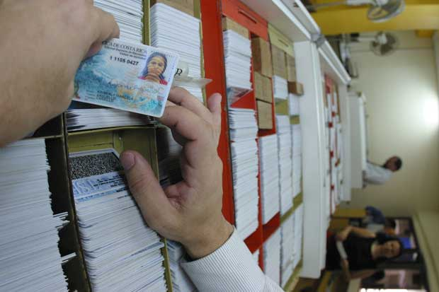 Cédula de Identidad tendrá cambios en setiembre
