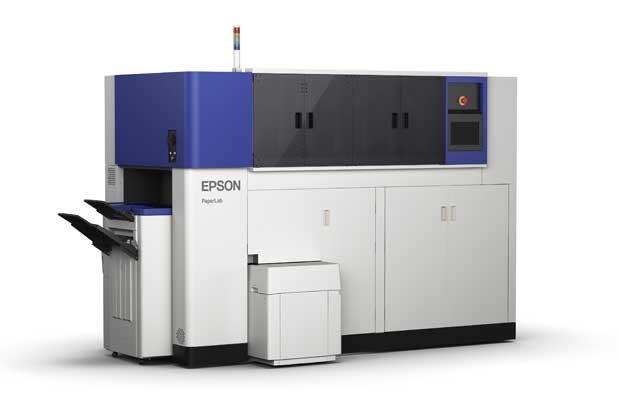 Epson crea primer sistema de reciclaje para oficinas