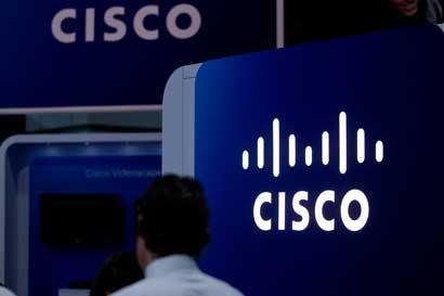 Acciones de Cisco caen luego de reportar 14 mil despidos