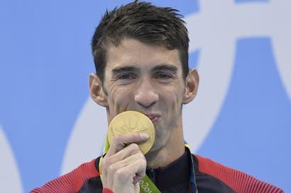 Las confesiones de Phelps