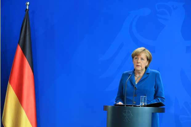 Merkel no cree que ola de refugiados sea causa de terrorismo