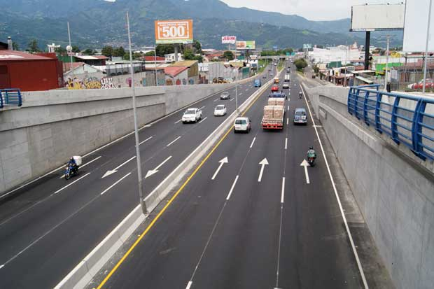 Viaducto de Paso Ancho con 95% de demarcación