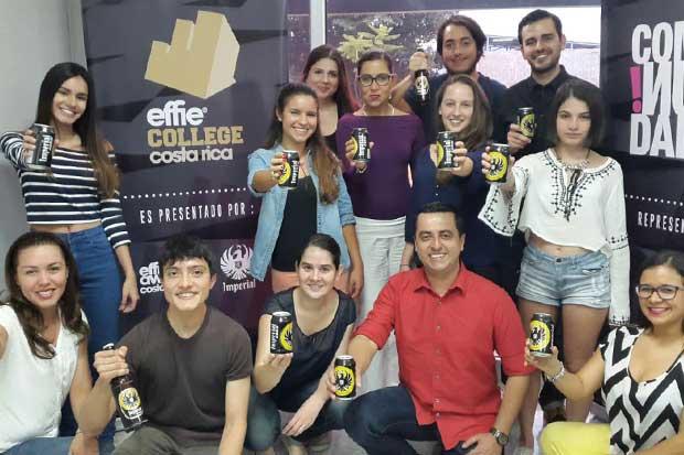 """Estudiantes de comunicación podrán optar por premio """"Effie College"""""""