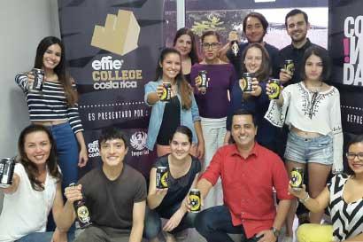 Estudiantes de comunicación podrán optar por premio Effie College