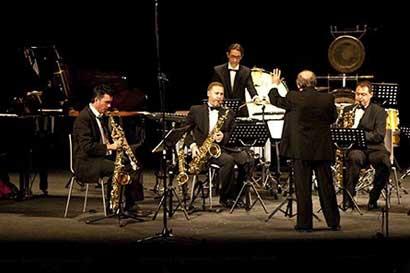 Ensamble de Saxofones ofrecerá concierto en Moravia