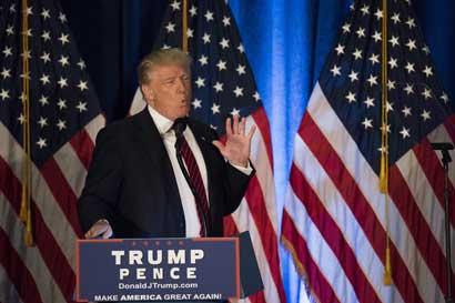 Trump gasta casi $5 millones en anuncios sobre inmigración