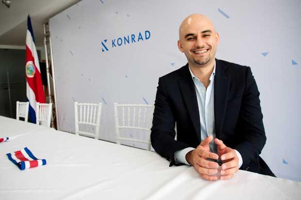 Konrad Group empleará 130 técnicos en informática y diseño