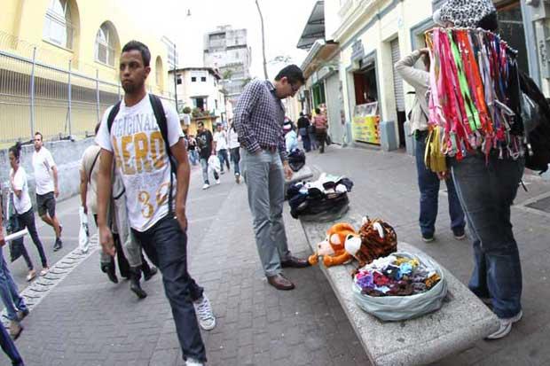 Comerciantes proponen al Gobierno trabajar en conjunto contra empleo informal