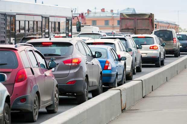 Nicaragua se llena de vehículos
