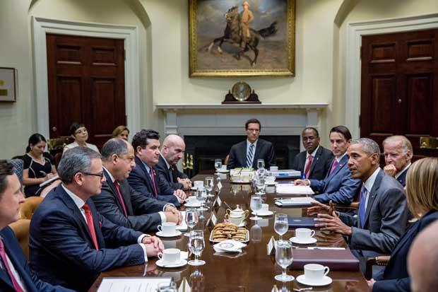 Estados Unidos apoyará al país con 27 acciones contra crimen organizado