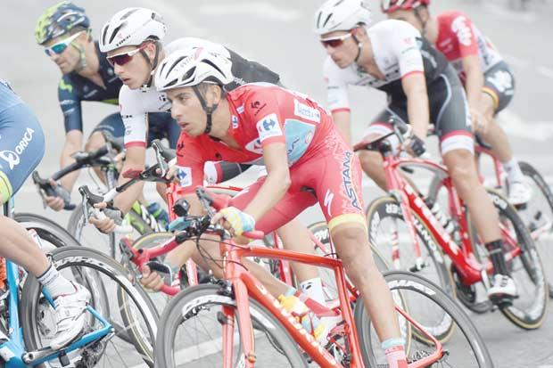 Candidatos a dar la Vuelta