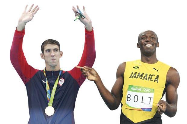 Leyendas dicen adiós a las Olimpiadas