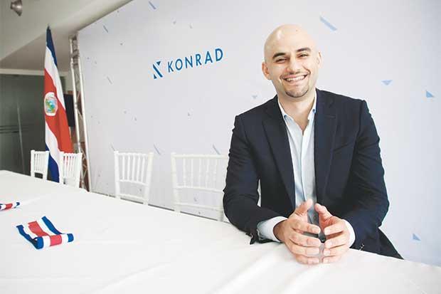 Talento humano impulsa expansión de Konrad Group