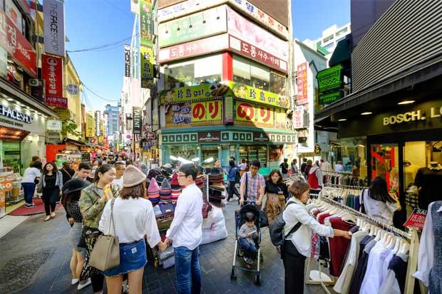 Surcoreanos reacios a contraer matrimonio y a tener hijos