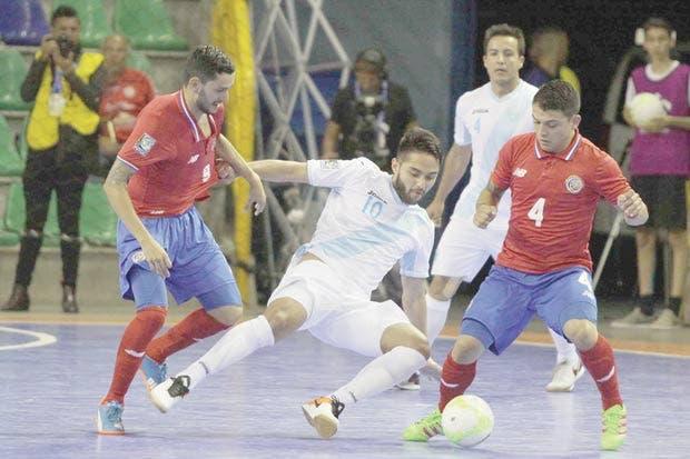 Costa Rica afina detalles para Mundial de Futsal