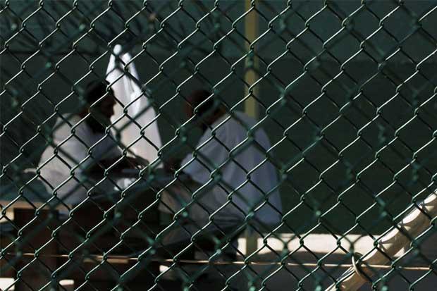 Prisioneros de Guantánamo valen $6 millones cada uno