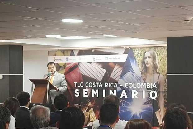 Empresas ticas se promocionan en Colombia, tras entrada en vigencia del TLC