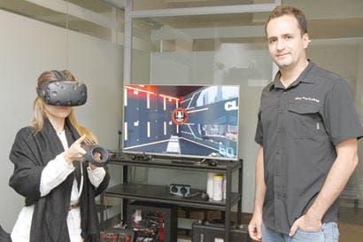 Realidad virtual llega a las empresas