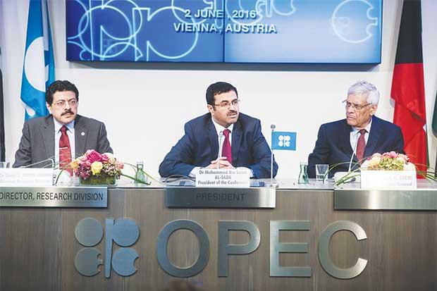 Congelamiento de bombeo de OPEP sería contraproducente