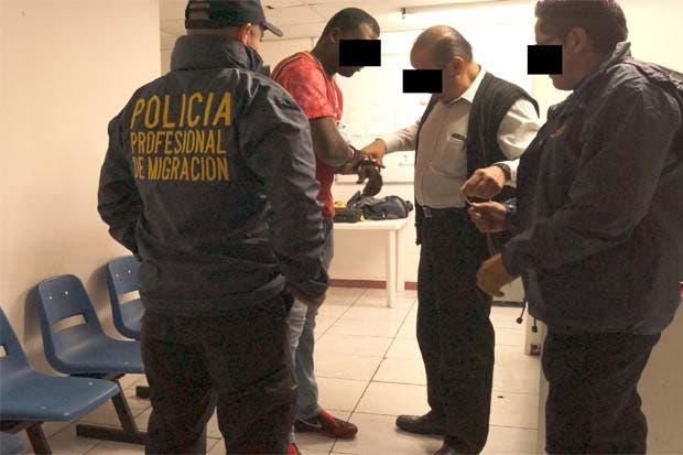 Migración deporta a segundo haitiano en condición ilegal