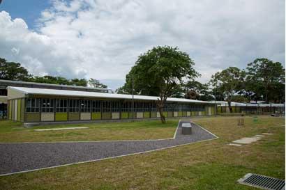 Colegio de Santo Domingo inauguró instalaciones de nueva generación