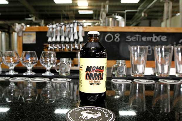 Fábrica de cerveza Treintaycinco abrirá su primer bar
