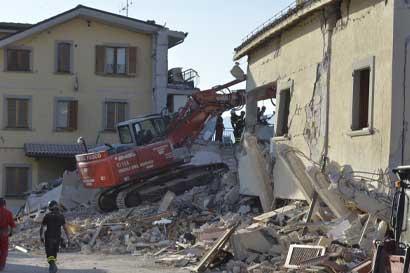 Italianos no compran seguros pese a pérdidas por terremoto