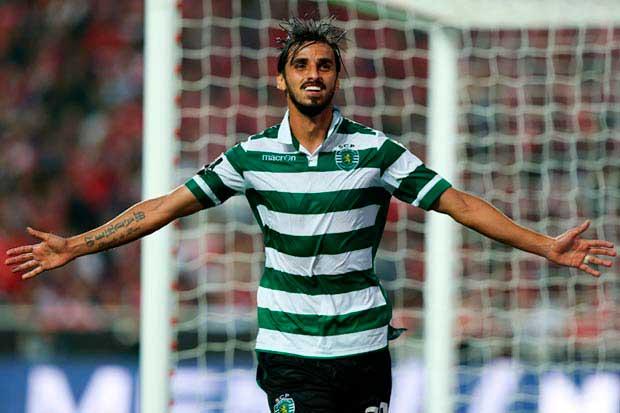 Sporting gana clásico portugués con Ruiz y Campbell en la cancha