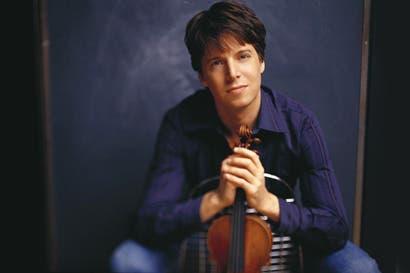 Joshua Bell con programa de lujo