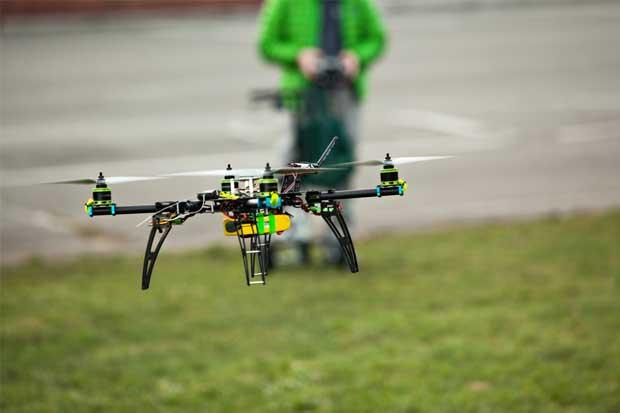 Se viene la era de los drones y los pilotos se ponen a estudiar