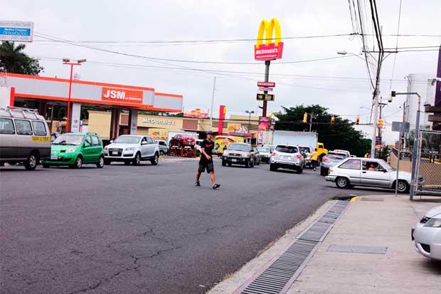 Cambios viales preocupan a empresarios de Alajuela