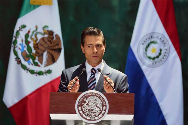"""Recomiendan a Peña Nieto levantar una """"cruzada"""" contra la corrupción"""