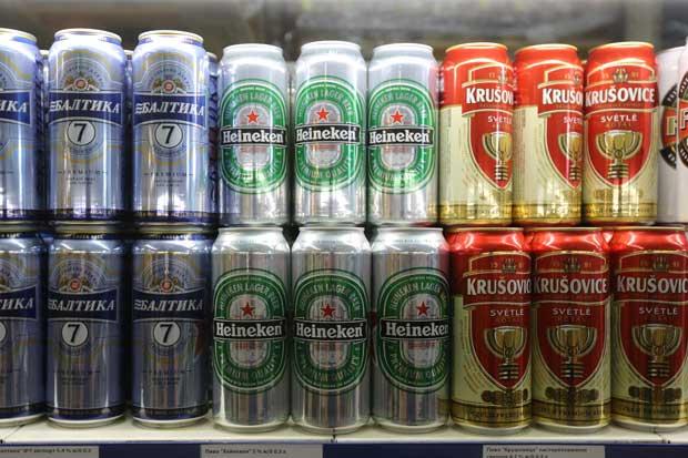 Carlsberg y Heineken compiten por mercado cervecero vietnamita