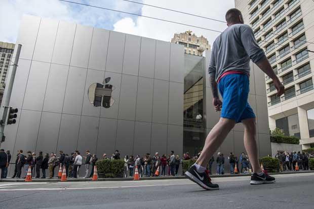 Apple anunciaría nuevo iPhone y Apple Watch el 7 de setiembre