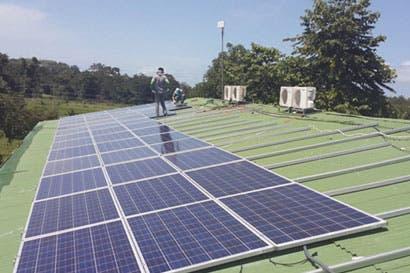 ¿Qué pasó con la energía solar en Costa Rica?