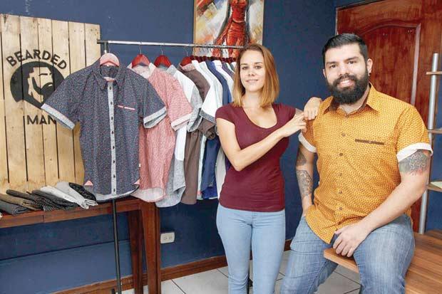 BeardMan exportará camisas a Estados Unidos y Europa