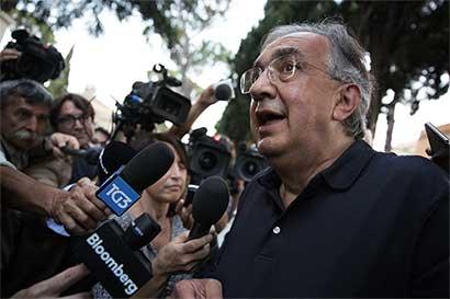 CEO de Fiat Chrysler busca en Samsung un socio tecnológico
