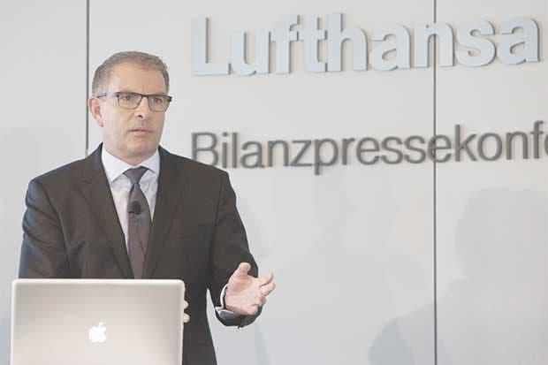 Europeos podrán navegar gratis en algunos vuelos de Lufthansa