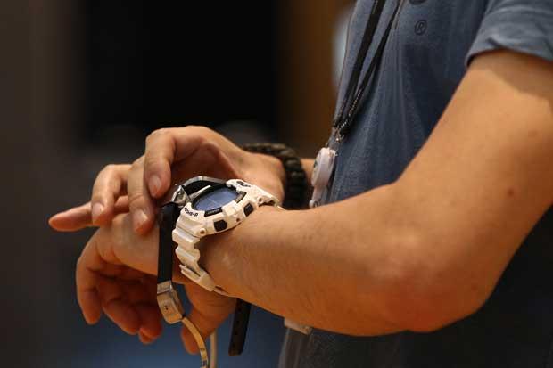 Cómo compite G-Shock en un mundo dominado por Apple y Samsung