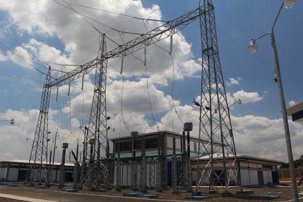 Subestación eléctrica en Zona Franca Coyol entró en funcionamiento