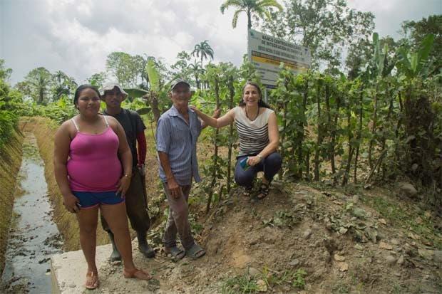Gobierno destinará ¢1.100 millones a agricultores indígenas de Talamanca