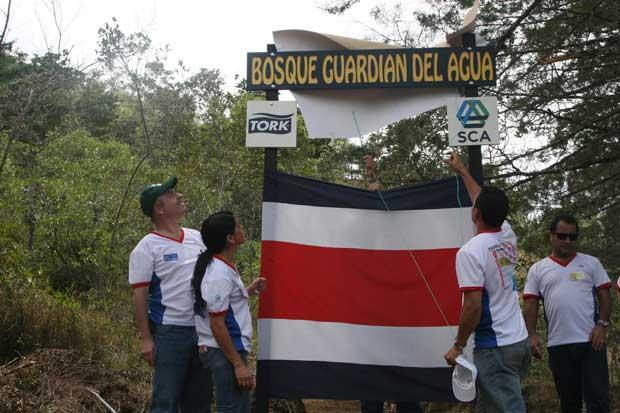 Siembra de 25 mil árboles rescata a Cerro La Trinidad