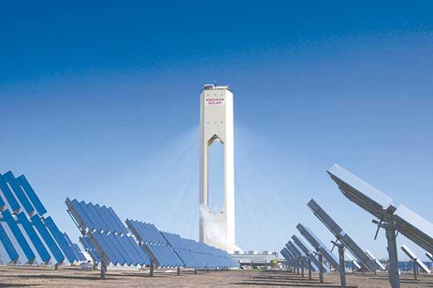 Energía renovable podría reanudar actividad en planta de Chile