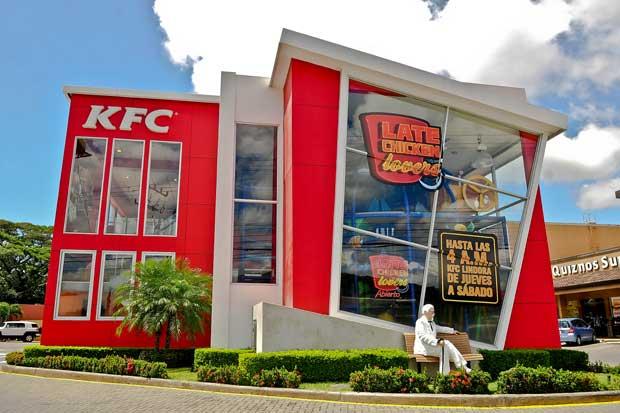 KFC ofrecerá 45 plazas para Liberia y San Sebastián