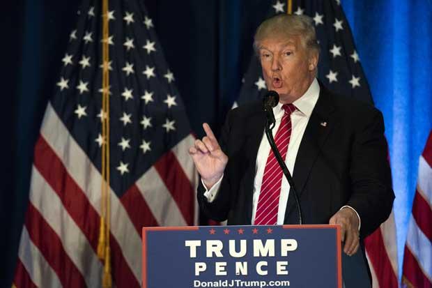 Partido republicano está teniendo un buen año, con todo y Trump