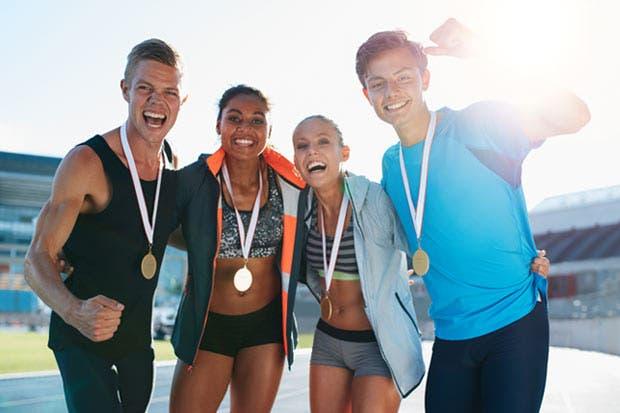 ¡Coloque su marca en eventos deportivos!